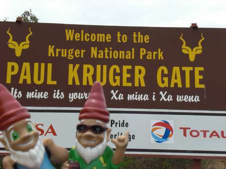 Die Gnomads im Krüger Park