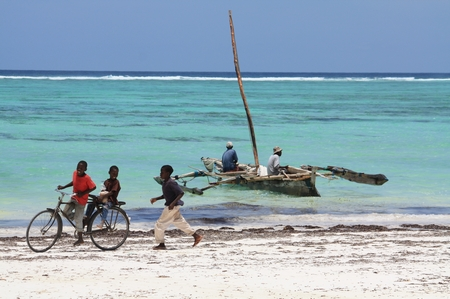 Fischer Sansibar