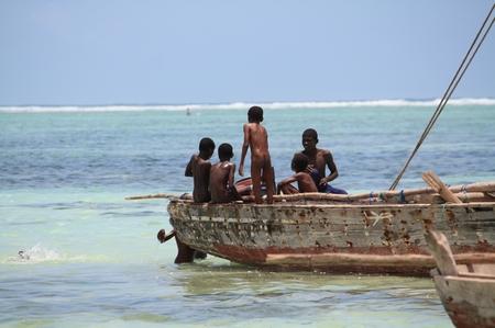 Strand Sansibar