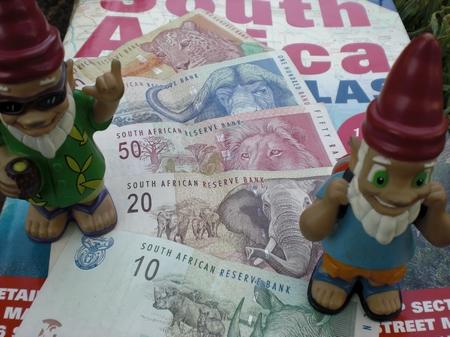 Südafrika Geldscheine