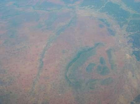 Afrika aus der Luft