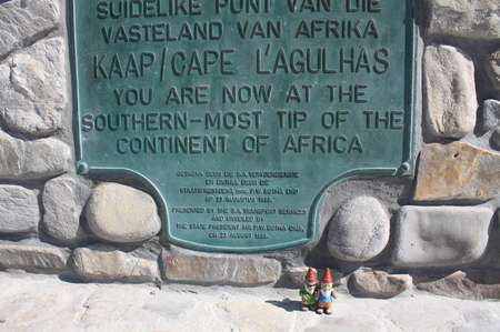 Am südlichsten Punkt Afrikas