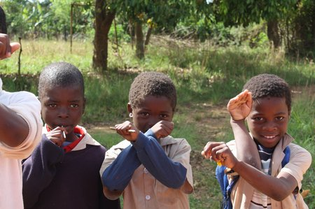 Kinder in Swaziland