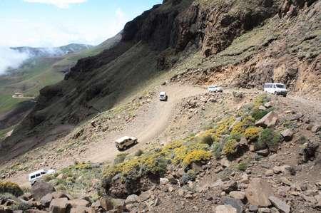 Lesotho - Sani Pass