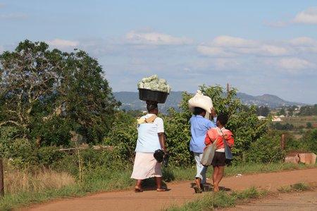 Menschen in Swaziland