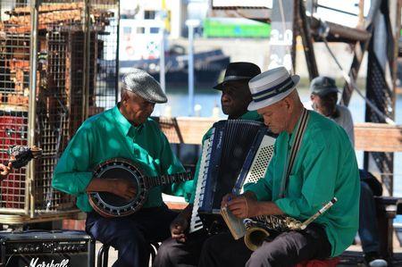 Musik in Kapstadt