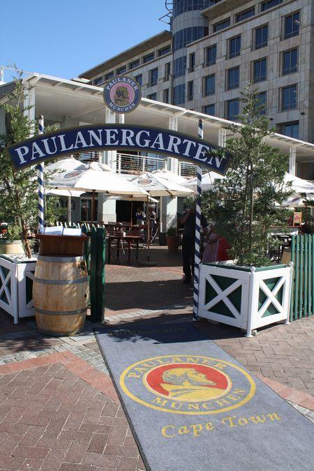 Paulanergarten in Kapstadt