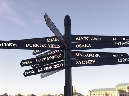 Wo gehts als nächstes hin?