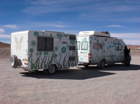 Familienweltreisemobil