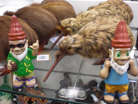 Gnomads in Neuseeland