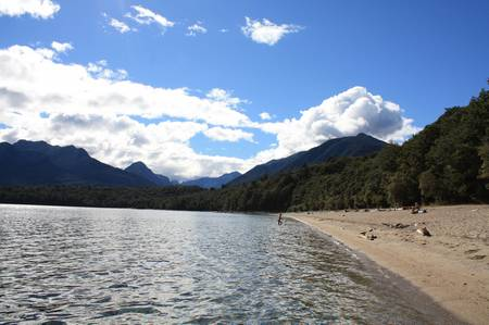Lake Manapuri
