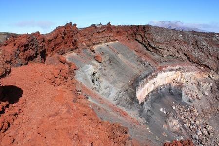 Krater des Schicksalsbergs