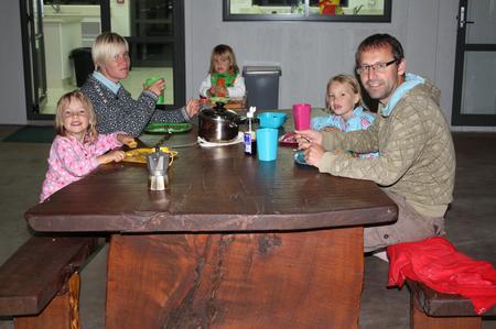 reisen mit Kindern in Neuseeland