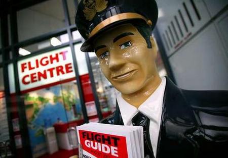 Flight-Centre Neuseeland