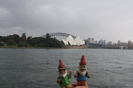 gnomads in australien