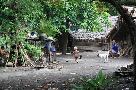 Leben im Dorf