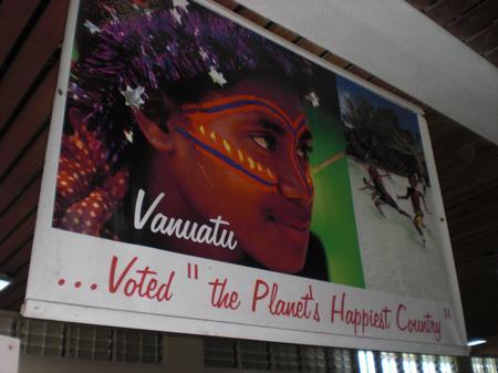Vanuatu, die glücklichste Nation der Welt
