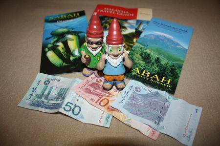 malaysisches Geld