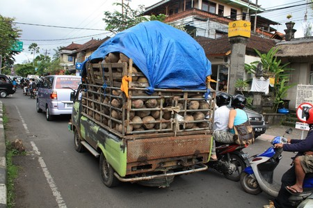 Balis Strassen