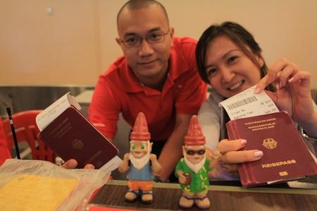 Checkin bei AirAsia.com