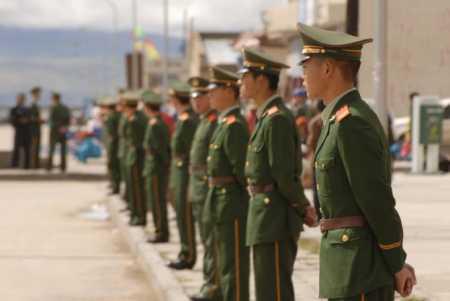 china-soldaten