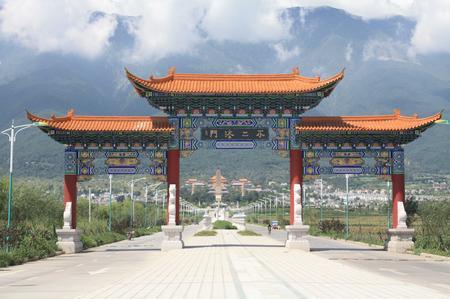 chinesisches Tor