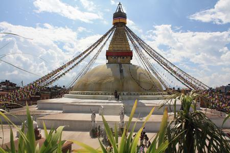 Bodnath Stupa Nepal