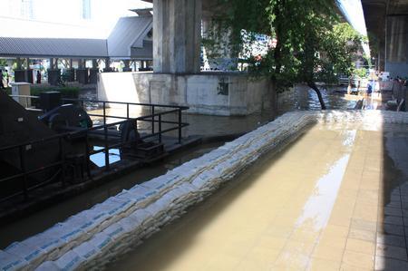 Hochwasser Bangkok