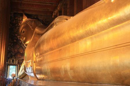 liegender Buddha Wat Po