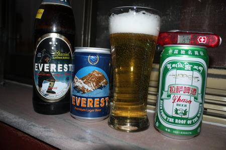 nepalesisches Bier
