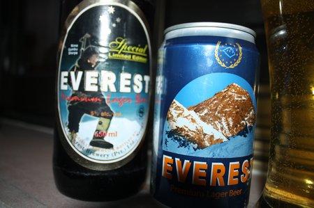 Bier in Nepal