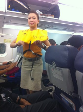 cebu Stewardess